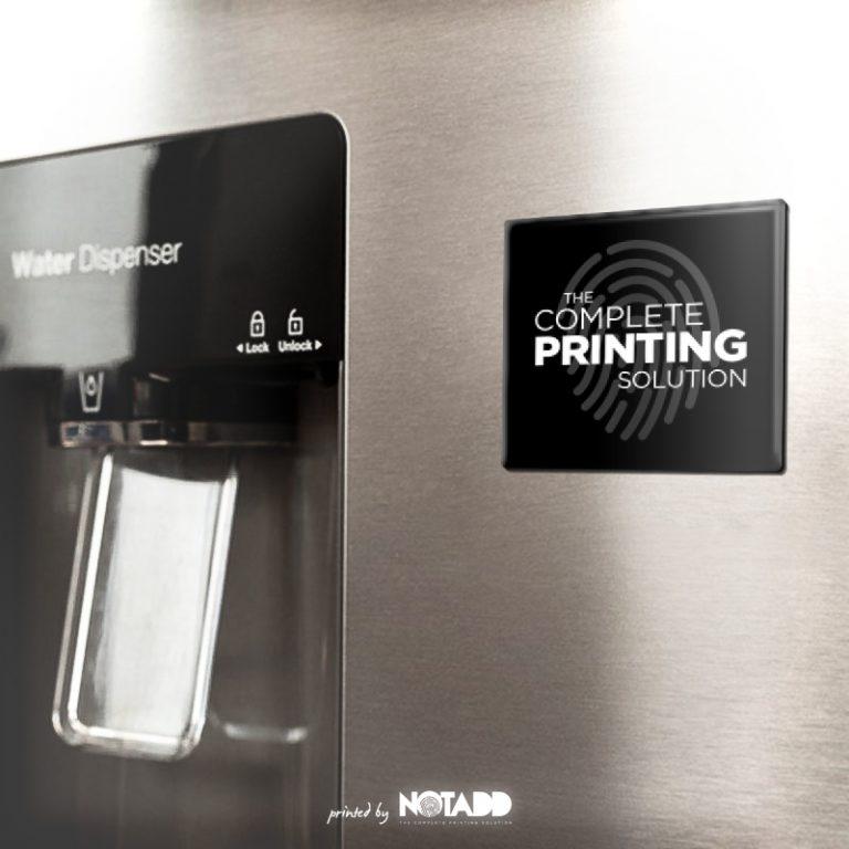 notadd magnitis maghnet on fridge
