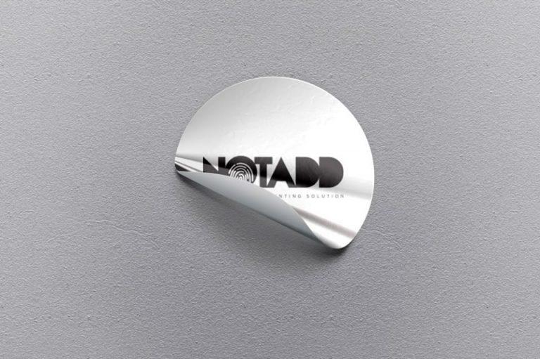 notadd-autokollita-foil-silver-sticker2