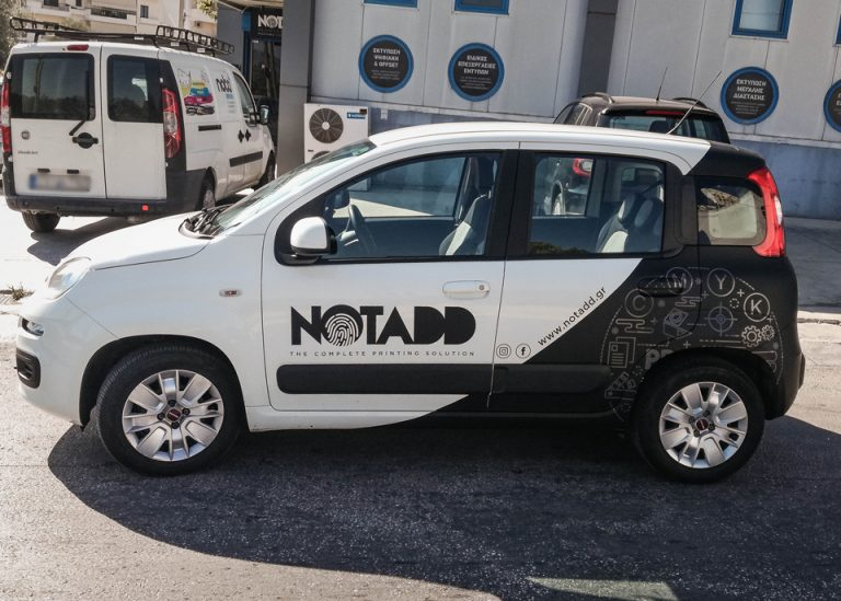 notadd car stickers