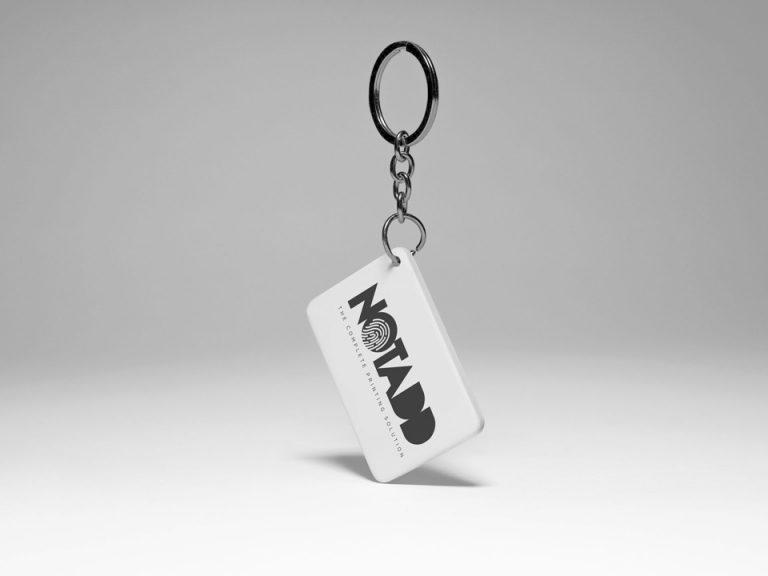 notadd brelok keychain
