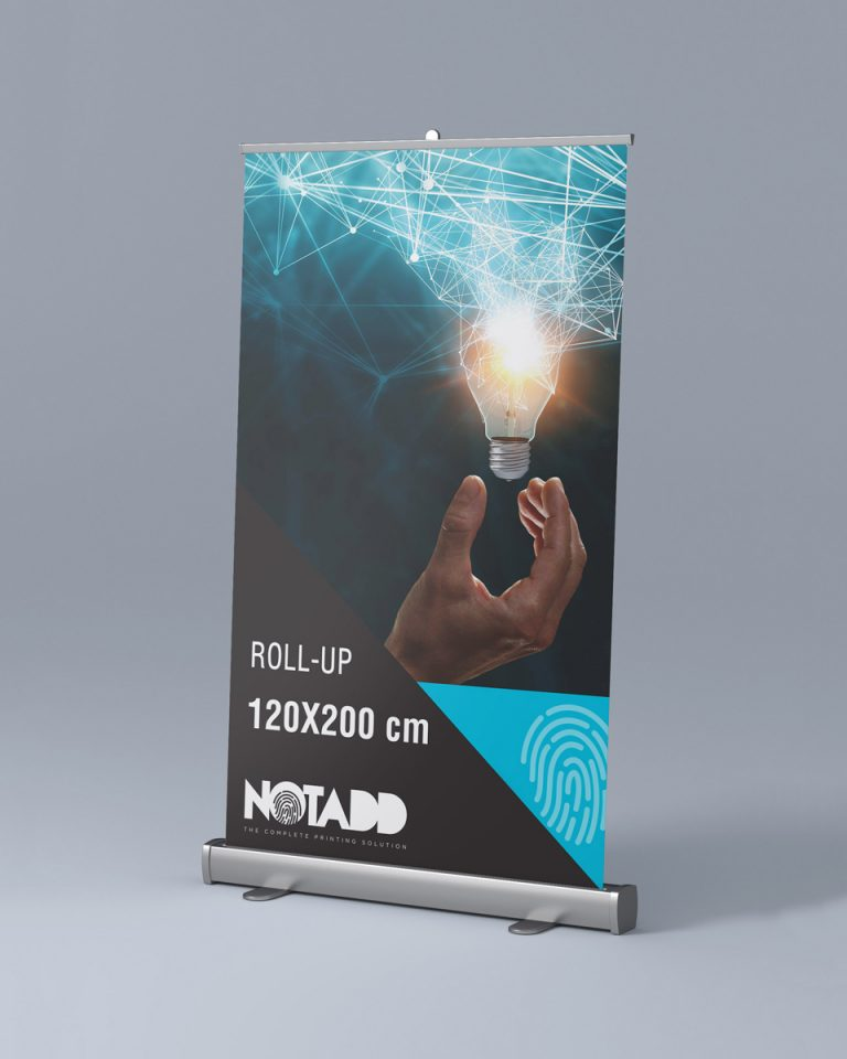 notadd roll up 120x200